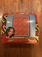 Wonder Woman No Sew Blanket Throw Fleece Kit NEW! Size 48x60