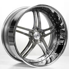 "4ea 19"" AC Forged Wheels Rims Split5 GM 3 pcs (S1)"