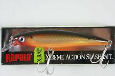 Rapala Saltwater X-Rap // SXR10G // Gold 10cm 13g Fishing Lure