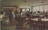 Postcard The Rod 'n' Reel Club Restaurant Chesapeake Beach Park MD