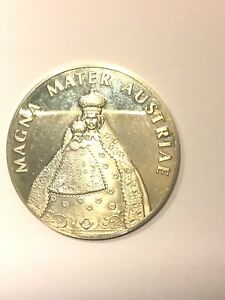 Magna Mater Austriae 925 Silber