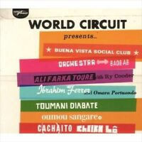 World Circuit Presents (Best of) by Various (NEW 2CD, 2006, World Circuit)