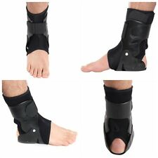 Ankle Support Brace Foot Guard Sprains Injury Wrap Elastic Splint Strap Sports