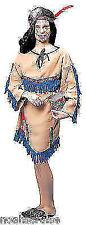 Native American Princess Costume Indian Navajo Child Girl's Fringe Medium 8-10