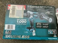 Makita XPH07Z 18V Lithium-Ion Brushless 1/2-inch Hammer Drill Driver 18 volt New