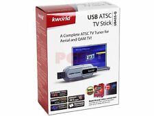 Kworld UB435-Q USB ATSC TV Stick TV Tuner For Aerial and QAM TV