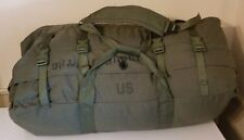 Us Army Zipper Duffel Bag, Olive Drab