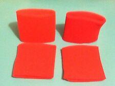 Go Kart Drift  Red Air Filter Pre-Filter Foam Filter Cover Clone Predator Briggs