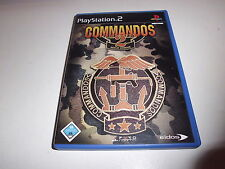 PlayStation 2   PS2  Commandos 2: Men of Courage