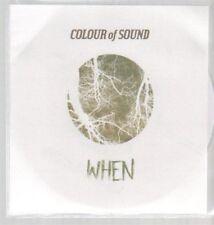 (AU303) Colour of Sound, When - DJ CD