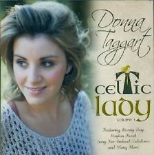 DONNA TAGGART CELTIC LADY VOLUME 1 CD