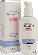 Neutrogena Oil Free Moisture Combination Skin 118 ml Free Shipping