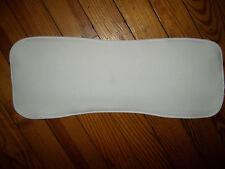 Adult diaper cloth booster pad / doubler