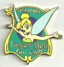 Disney pin Tinker Bell Fan Club DA LE1000