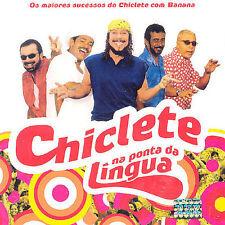 Chiclete Com Banana : Na Ponta Da Lingua CD
