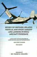 Review of Defense-Related Vertical and Short Takeoff and Landing (V/Stol.) Aircr