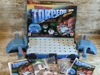 Battleship Torpedo Attack (Board Game, 2007 MB) Complete with Instructions