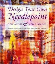 Design Your Own Needlepoint: Simple Ways to Create Pictures-ExLibrary