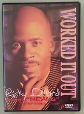 ricky dillard / new g WORKED IT OUT    DVD