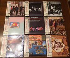 THE ALLMAN BROTHERS BAND - CAPRICORN CLASSICS 9 titles Mini LP CD JAPAN