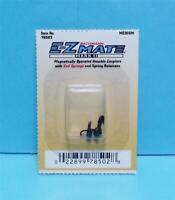 "N Gauge EZ Mate  Mark II ""Long Length"" Magnetic Knuckle Coupler Bachmann 78501"