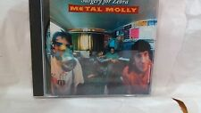 Metal Molly Surgery For Zebra 1996 Zomba Recording Various Artists        cd2110