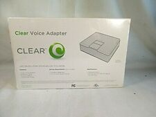 CLEAR Voice Adapter router Linksys SPA2102-SF - New