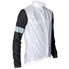 Vermarc Transparant Rain Cycling Gilet XXXL RRP £37.99