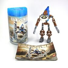 LEGO Bionicle Vahki Zadakh 8617 Metru Nui Complete with Instructions & Canister