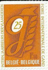 """Belgium Belgique 1970   N° 1550  """"25ème Foire Internationale de Gand"""""""