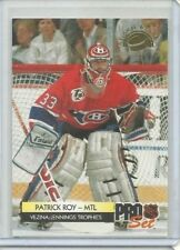 1992-93 Pro Set Award Winners #CC2 Patrick Roy (ref39084)