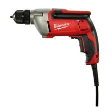 Milwaukee Tradesman Drill Heavy Duty Durable Powerful 8 Amp 2,800 RPM 3/8 in.