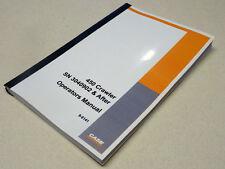 Case 450 Crawler Dozer Bulldozer Operators Manual Owners Maintenance Book NEW