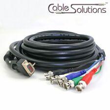 DVDO HD-15 to 5-BNC VGA Breakout Cable, 20 foot, 11-2004-01