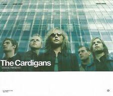 THE CARDIGANS - ERASE / REWIND 1998 UK CD SINGLE