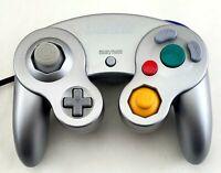 Nintendo Gamecube Controller - Silver. Tested. Good Condition