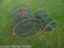 GIANT CRAYFISH LOBSTER TRAP SEA FISHING SHRIMP CRAB EEL LIVE BAIT NET CAGE POT