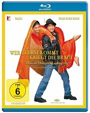Wer zuerst kommt, kriegt die Braut (Shah Rukh Khan) Blu-ray Disc NEU + OVP!