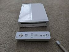 Nintendo Wii Console gamecube compatible - White with virtual console games