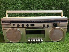 Vintage Ferguson 3T 28 Retro Portable Radio Cassette Player Boom Box