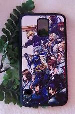 USA Seller Samsung Galaxy S5 SV Anime Phone caseCover Final Fantasy