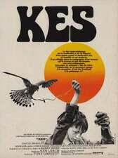 Ken Loach's Kes - Miniature  Poster Print