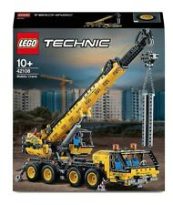 Hard To Find❗️Authentic LEGO Technic Mobile Crane (42108), Receipt Included