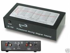 DYNAVOX TC-750 Phonovorverstärker Phono Preamp Schwarz TC750 Vorverstärker