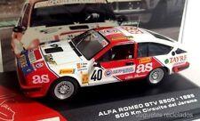 1/43 ALFA ROMEO GTV 2500 CARLOS SAINZ 1985 CIRCUITO JARAMA IXO ALTAYA DIECAST