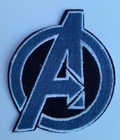 Avengers Logo Avenders film Iron on Patch Sew on Patch transfer fancy dress