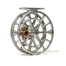 NEW 2018 ROSS EVOLUTION LTX 5/6 FLY REEL PLATINUM SILVER MADE IN USA - IN STOCK!