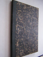 LIVRE DE COLLECTION DES ANNEES 1870 , MUSIQUE , PIANO . G . ROSSINI . RARE .