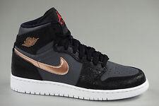NIKE Air Jordan 1 Retro High BG 705300 006 Sneaker Og Scarpe da pallacanestro 36.5