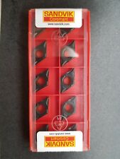 10 St. SANDVIK DCMT 11 t3 04-pf 4325 tournant plaque NOUVEAU SANDVIK DCMT 11t304pf 4325